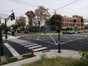 North Avenue at Madison Avenue Traffic Signal Design, City of Elizabeth, NJ