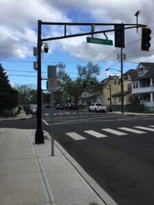 North Avenue at Adams Avenue Traffic Signal Design